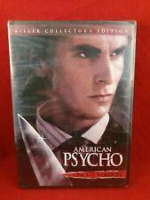 American Psycho (Dvd, Uncut version, Christian Bale) *Brand New!*