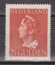 NVPH Netherlands Nederland nr 347 MLH ong Koningin Wilhelmina 1946 Pays Bas