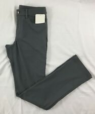 Lululemon Men's ABC Pant Warpstreme FORN Gray Size 28 Tall (No Tags)