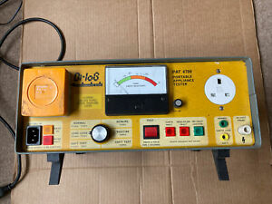 Di-Log Pat 4700 Pat Multifunction Tester Unit Shed Clearance Low Start No Res