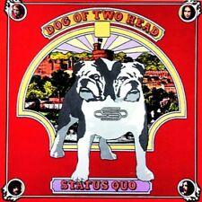 STATUS QUO DOG OF TWO HEADS REMASTERED DIGIPAK CD NEW