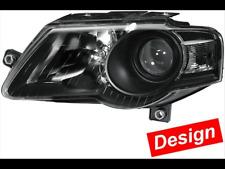 VW Passat B6 Scheinwerfer Set Schwarz Upgrade