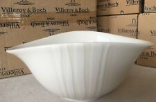 Villeroy & Boch dune lines scodella fonda ovale 21 cm. boal oval porcellana