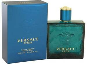 Versace Eros by Versace- Check Volumes Availability/100% Authentic