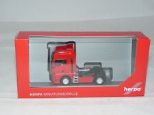 herpa 311939 MAN TGX GX Zugmaschine - rot 1:87 NEU + OVP
