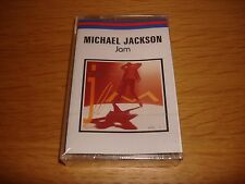 Michael Jackson Jam 1992 Korea Cassette Single Tape Sealed Mega Rare