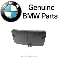 Genuine BMW Z3 front License Plate Mounting Bracket Base M0ount Moulding Trim