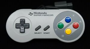 **US SELLER** REFURBISHED Super Famicom / SFC / SNES / SF1 CONTROLLER