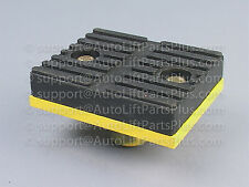 Steel Adapter & Rubber Pad Assembly for Bend Pak Lift
