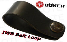 Boker Blade Tech IWB Belt Loop Set of 2 09BO507 *NEW*