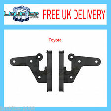 CT24TY09 TOYOTA RAV 4 2001-2005 BLACK FASCIA FACIA BRACKET ADAPTOR PANEL TRIM