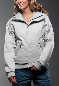 Women's Oakley Spotlight Ski Snow Winter Snowboard Jacket Grey Slate Size L