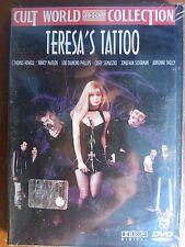 FILM DVD -TERESA'S TATTOO - CON NANCY MCKEON NUOVO SIGILLATO