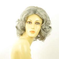 Perruque femme grise cheveux bouclées ref CAMIE 51