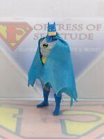Vintage 1984 Kenner DC Super Powers Batman Action Figure w/Cape ~All Original
