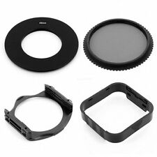 49mm Adapter Ring,CPL Filter + P-Holder + Hood fo Cokin P Series System,US selle