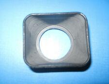 Plastik Lens hood for FED, Zorki rangefinder lens