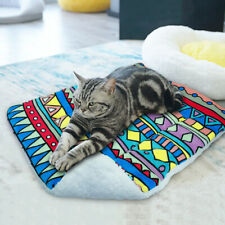 Pet Beds for Small Dogs Mat Cushion Puppy Cat Basket Mattress for Kennel Crates