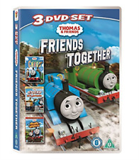 Thomas the Tank Engine and Friends: Friends Together DVD NEW
