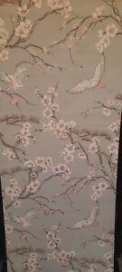 Sublime Japan Grey/Pink Textured Wallpaper
