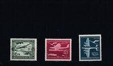 GERMANY - SG854-856 MNH 1944 25th ANNIV AIR MAIL SERVICES