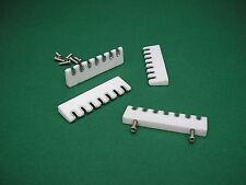 4 x 7 pol. Keramik-Lötleiste / ceramic strip für Röhrenverstärker / tube amp