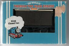 Hornby Thomas And Friends r108 closed van Excellent Condition.