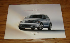 Original 2005 Chrysler PT Cruiser Deluxe Sales Brochure 05