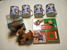 Rudolph the Red nosed Reindeer and The Land of Misfit Toys Super Lot!