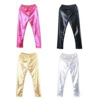Newborn Girl Kids Leggings Stretch Trousers Toddler Baby Child Ballet Long Pants