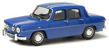 Renault R8 Gordini 1300 Limousine 1965-70 bleu bleu 1:43 Solido