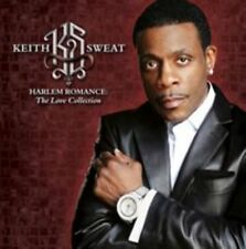 Harlem Romance: The Love Collection by Keith Sweat (CD, Feb-2015, Rhino (Label))