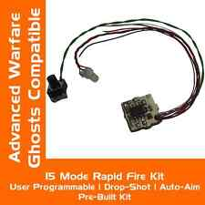 PS3 RAPID FIRE MOD KIT 15 MODES, User Programmable, Drop Shot, Black Ops 3