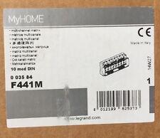 BTICINO F441M Multichannel Matrix My Home 10 DIN MOD videocitofono 2 wires
