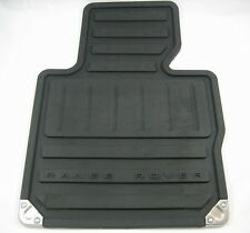 2007-2010 Range Rover All Weather Heavy Duty Rubber Floor Mats Set Genuine New