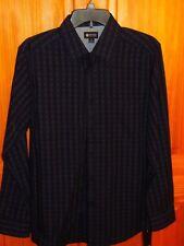HAGGAR - MENS - DRESS SHIRT - FRESCO - SIZE MEDIUM - RETAILS @ 55.00(CF-15-23)