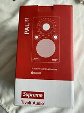 SUPREME/TIVOLI PAL BLUETOOTH SPEAKER/RADIO SS/18 UK
