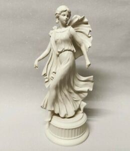 """Wedgwood Figurine """"The Dancing Hours"""" Limited edition 3rd figure 1993 #1650"""