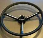 FOR AUSTIN MINI 1275 GT 69-80 MANY COLORS OF THE LEATHER STEERING WHEEL COVER