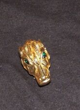 Vintage Horse Head Brooch Pin Jewelry Scarf Clip (xx743)