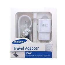 Original Genuine Adaptive Fast Wall Charger Samsung USB - MICRO USB