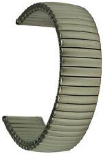 Buntes Flex-Uhrband Zugband 18mm von Speidel Uhrenband Uhrarmband Stretcharmband