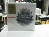 Sasha 3LP Europa Airdrawndagger 2020 Klappcover Limitierte Translucent Red Vinyl