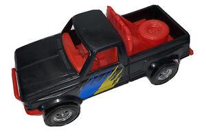 Vintage Tootsietoy Plastic Ford F-150 Customized Super Duty USA