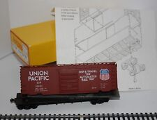 Accurate Union Pacific 3412 40' PS-1 steel box car HO Scale