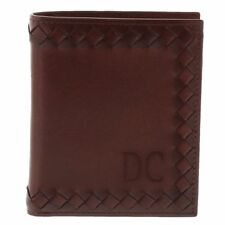 Cobb & Co Leo Monogram RFID Bifold Leather Wallet  Products