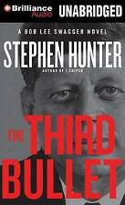 NEW The Third Bullet (Bob Lee Swagger Series) by Stephen Hunter