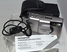 Olympus OZ 130 Panorama Camera w/remote RC 200