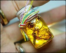 Rerun Of Love Takrud LP Phra Ajarn O Thai Amulet Attraction Love Charm Pendant
