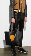 "COACH 1941 x Baseman Gnarly Face Gotham Tote Bag - Unisex with ""FREE GIFT"""